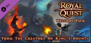Royal Quest: Welcome Pack DLC